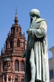 Johannes Gutenberg (ca 1400-1468) - Martinsdom