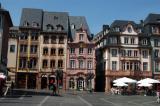 Marktplatz, Korbgäßchen
