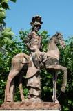 Equestrian statue, Mainz
