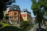 Weißlilliengasse, Treppenaufgang Eisgrubweg, Mainz
