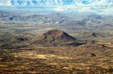 Volcanic cone near Sana'a