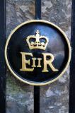 Queen Elizabeth II's monogram