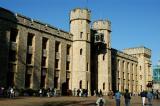 Waterloo Barracks now houses the Crown Jewels