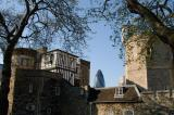 Bell Tower and Byward Tower, Tower of London