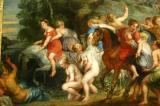 Clélie passing the Tibre, Peter Paul Rubens (1577-1640)