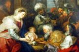 The Adoration of the Maji, 1626-27, Peter Paul Rubens