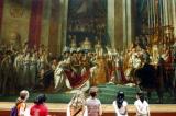Emperor Napoleon I crowning Empress Josephine in the Cathedral of Notre Dame de Paris, 1806-07, Louis David