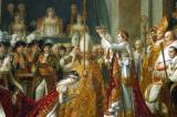 Napoleon crowning Josephine in 1804