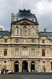 Pavilion de l'Horloge du Louvre