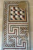 Geometric floor mosaic, 4th C. AD, Antakya, Turkey