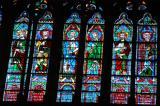 Below the Rose Window, Notre Dame de Paris