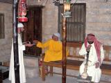 Dubai Museum - relaxation