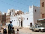 Mosque at Shibam Hadramout