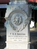 F.D.A. Carstens monument, Port Douglas
