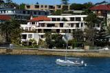Manly's harborfront
