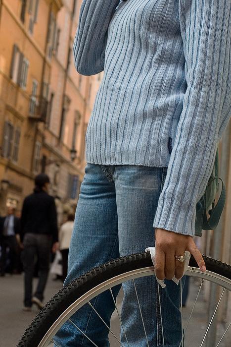 Rome, bike antitheft device