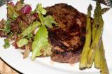 steaks mesclun