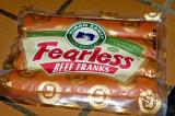 fearless franks