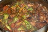 chicken balsamic done
