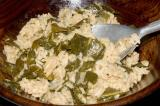 north carolina style collard greens and rice