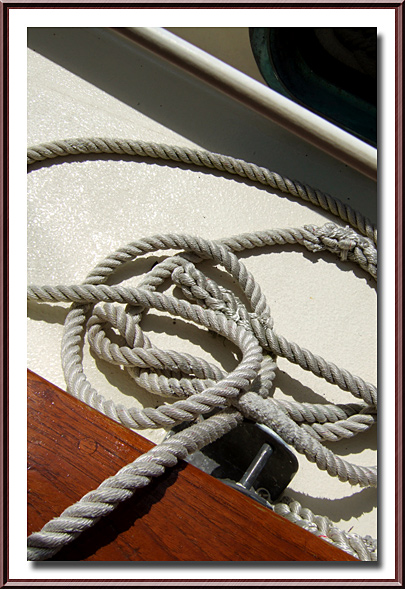 August 8, 2005  <P>Untidy Seamanship