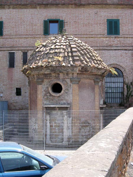 Along Appia Antica