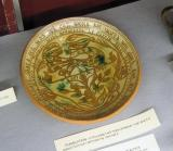 Redware Plate
