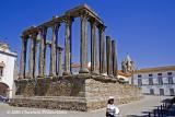 Templo Romano in Évora