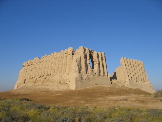 ancient Merv Citadel