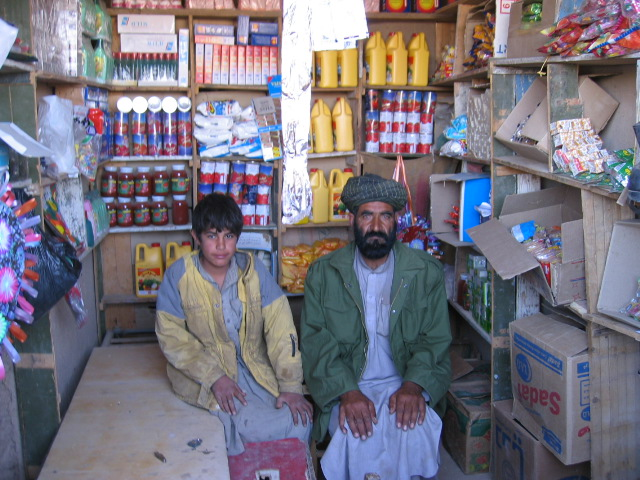 More Shopkeepers