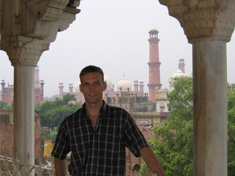 Lahore -Robert