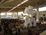 Ashgabad- indoor market