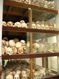 Killing Fields Museum, Cambodia