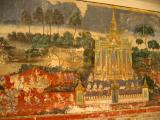 Royal Palace Mural