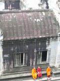 Monks Resting