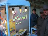 Fastfood Stand