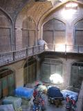 Closed Shops in the Caravanserai