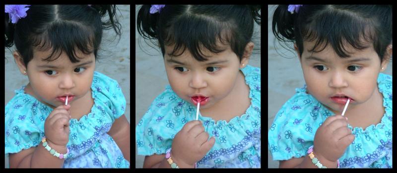 Alinas  lollipop