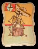 El jugador de tambor y su puro/The drummer and his cigar