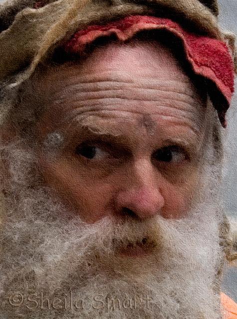 Rembrandt busker