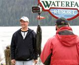 Nice salmon Bruce