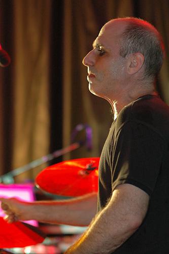 Peter Timmins, Cowboy Junkies Drummer