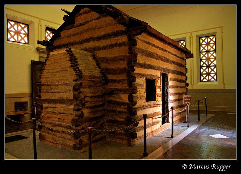 abraham lincoln s log cabin photo marcus rugger photos at
