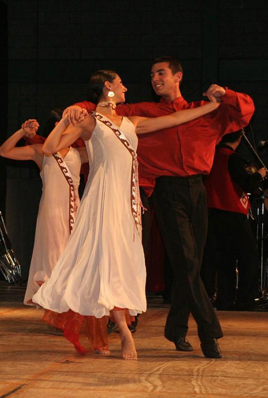 Ballet Bafochi (Chile)