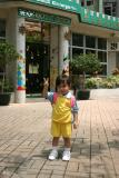 1st day go to Kindergarten_Sept 01, 2005
