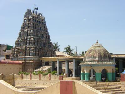 Main gOpuram-close view