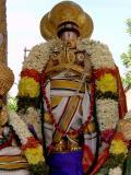 Poigai Azhwar at his Avatara stalam