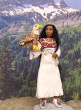 Cheona and eagle SOLD