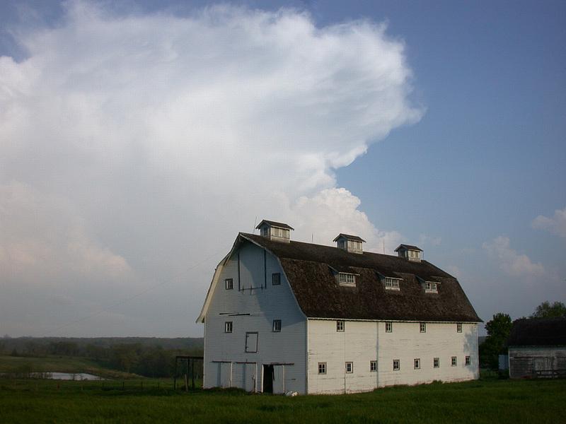 Wayman Ranch Barn