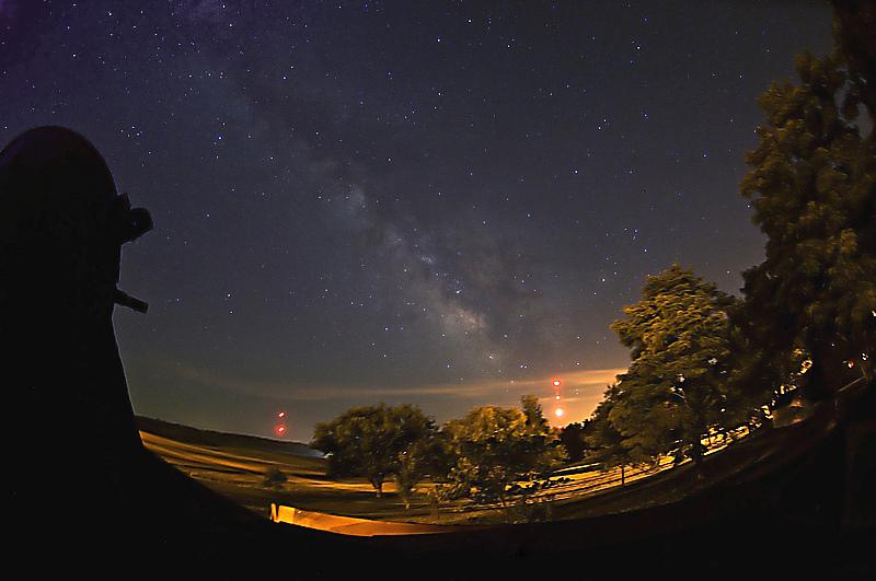 Milky Way (Fisheye)